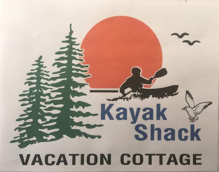 Kayak Shack Vacation Cottage