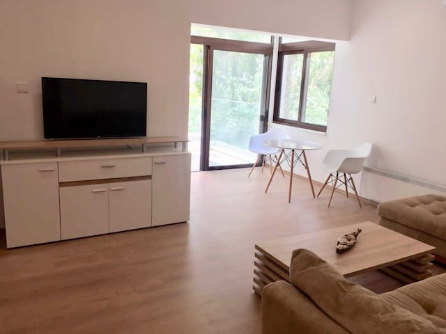Modern Beach Apartment only 30m from the sea