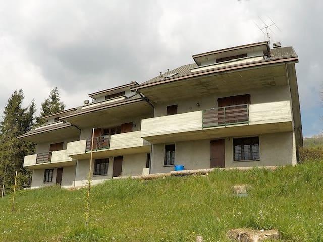 Grazioso complesso residenziale di montagna