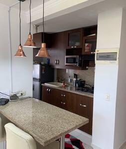 Apartamento amoblado Calasanz Medellín