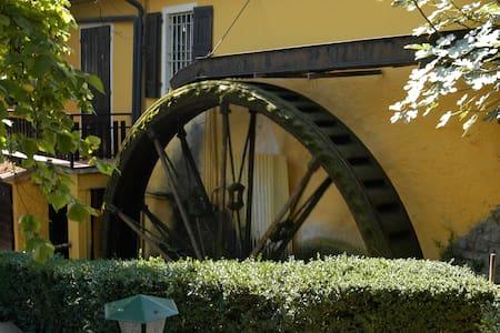Chalet mit wunderbarem Seeblick - 聖費利切德爾貝納科(San Felice del Benaco) - 小木屋