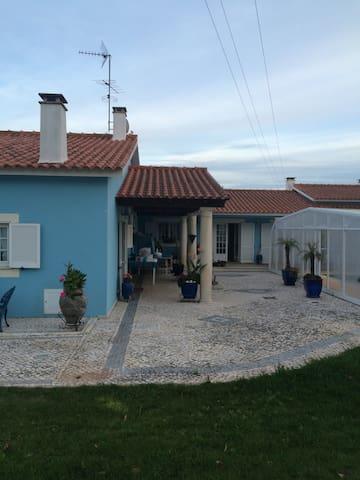 Casal das Oliveiras - Alcobaça - Tatil evi
