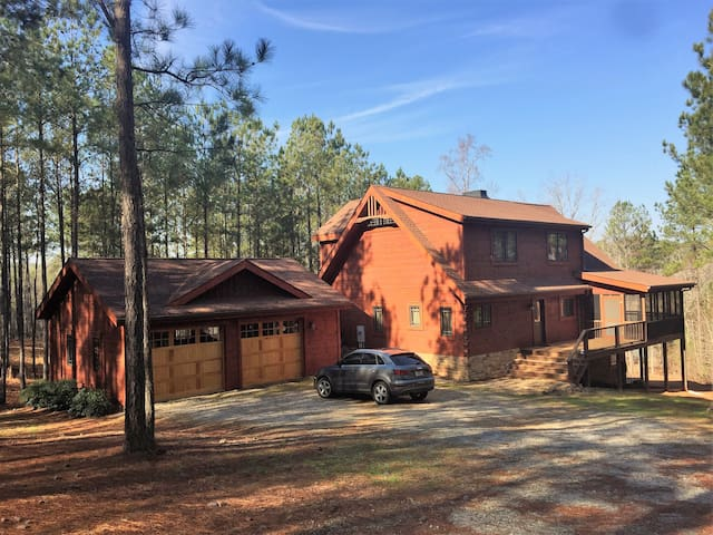 Beautiful and Cozy Home - Lincolnton - Casa