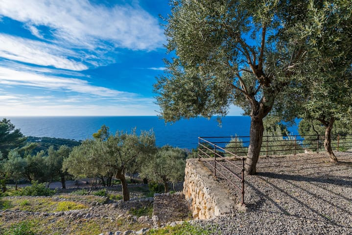 Finca MIRADOR DE SOLLER for 2 people in Soller