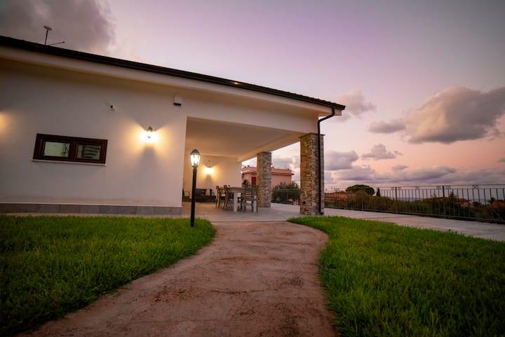 Villa Uliveto, pace e relax nel verde