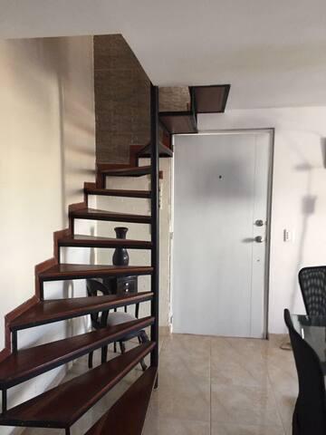 Apartamento en el oriente de Bucaramanga