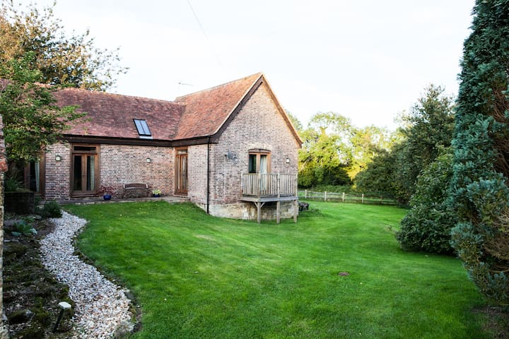 Langridge Barn BnB in West Sussex - West Hoathly - Casa