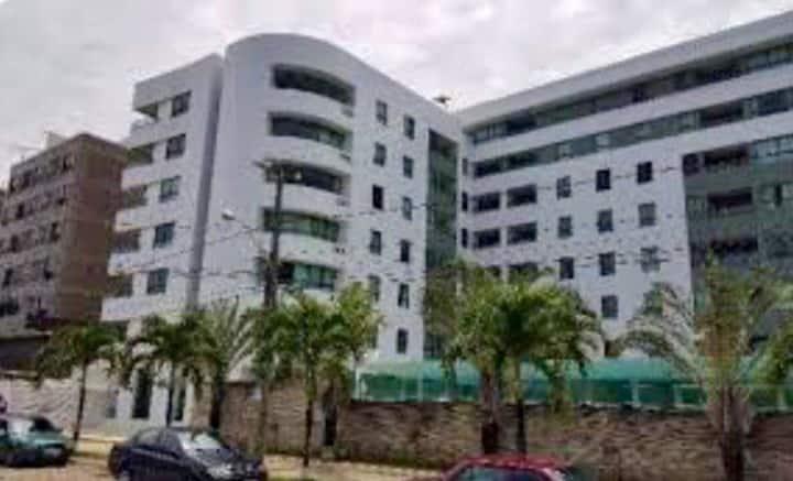 Apartamento de 2 quartos em Tambaú/ João Pessoa-PB
