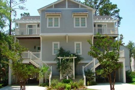5BR 4BA Updated Home a Short Walk F - Edisto Island - 獨棟