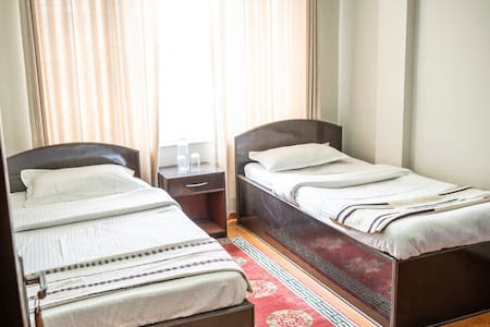 Firante Guesthouse - Twin Room with private Bath