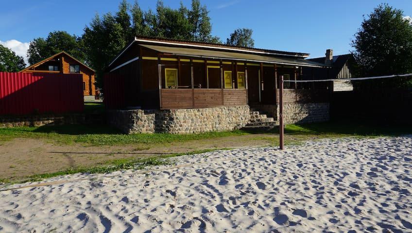 Коттеджи Лужская деревня