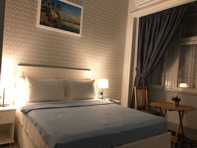 double clean room in Cairo Egypt