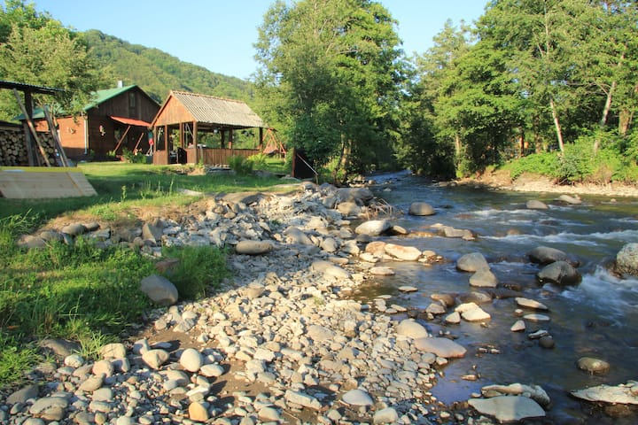 River Cottage in Transylvania