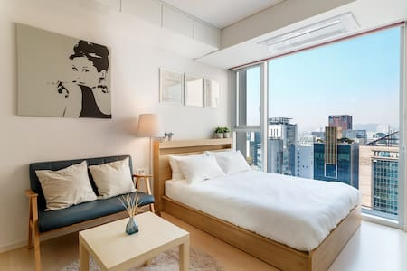 Vin's #5: Gangnam Station 1min NEW, SAFE, A+ VIEW - Gangnam-gu - Appartement