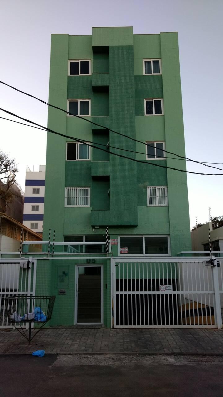 Apartamento mobiliado em Piatã