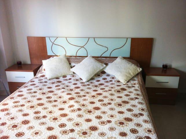 Уютные апартаменты у моря (Benidorm, WiFi)