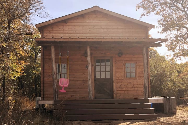 KPP Keller Ranch Cabin