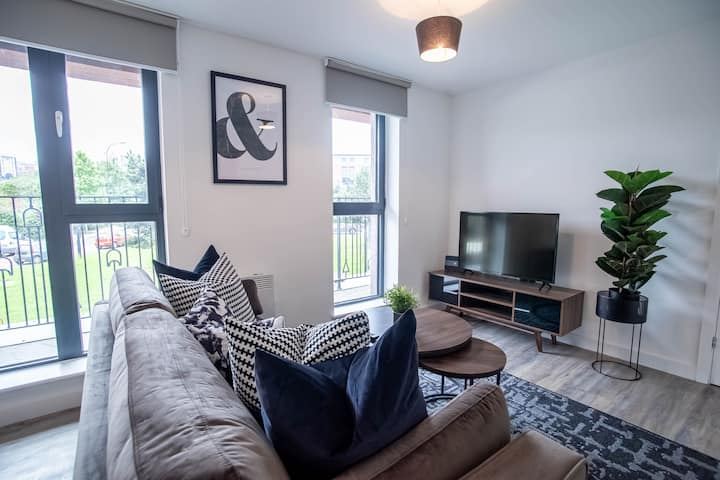 Self Contained Cosy 1 Bed with Balcony Kelham Gate