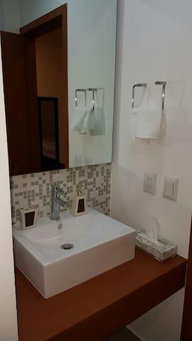 Baño cuarto #2