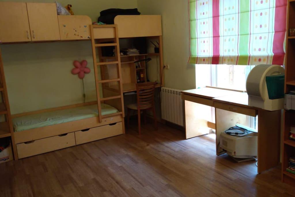 Спальня № 2 / Bedroom № 2
