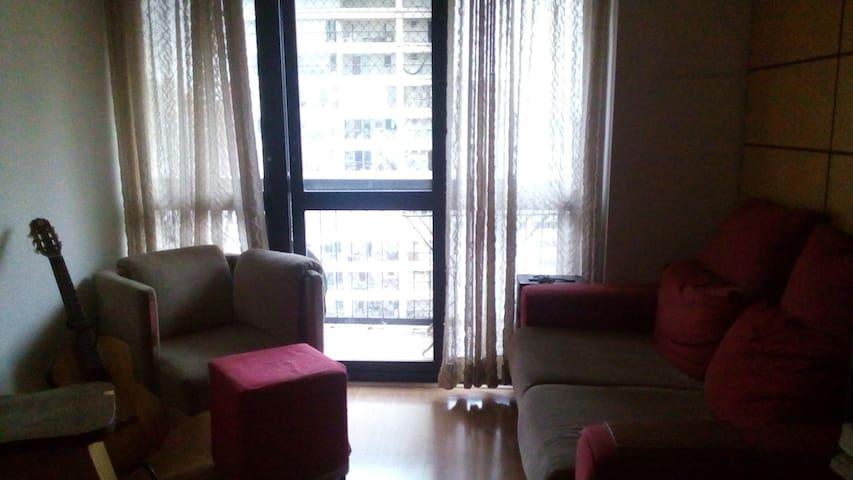 Apartamento na Vila Clementino