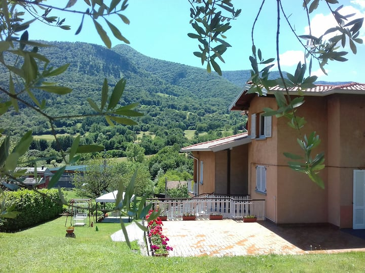 Private villa near Lake Iseo