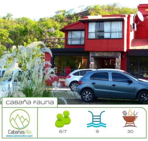 CABAÑAS RIO - Pax 10