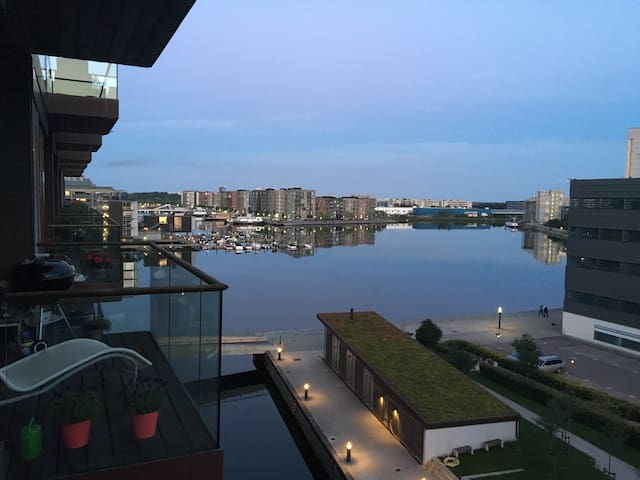 Luxury Apartment with view. 98M2