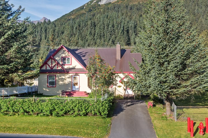 Spacious, Cozy, Charming  - Seward's Guest House