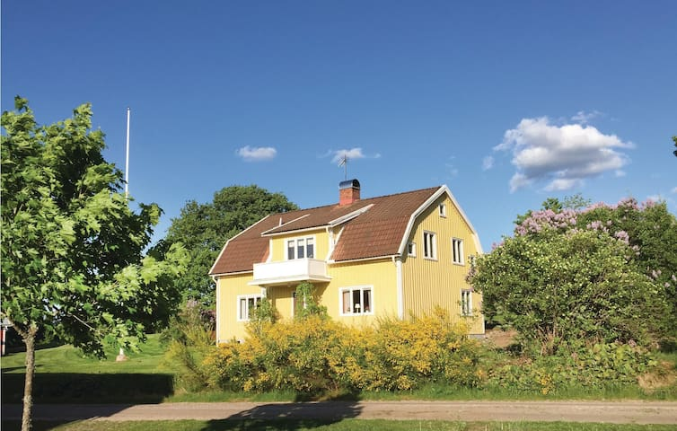 Holiday cottage with 3 bedrooms on 166m² in Traryd