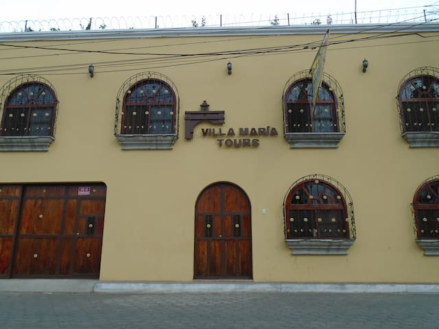 Villa Maria Tours Room #2