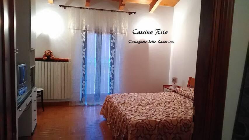 Cascina Rita nel Monferrato