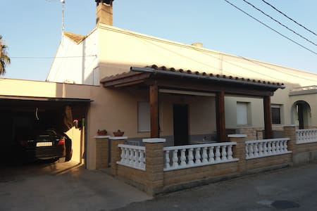 Casa en el Delta del Ebro
