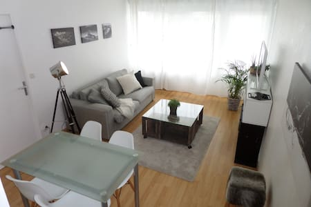 Appartement Scandinave proche Cathédrale - Reims - Lägenhet
