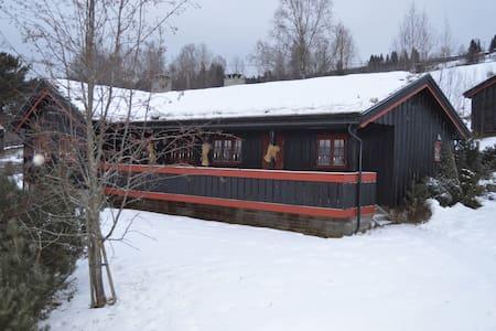 Midtbygdsvegen, Øyer, Norway, 5 km from Hafjell - Øyer kommune