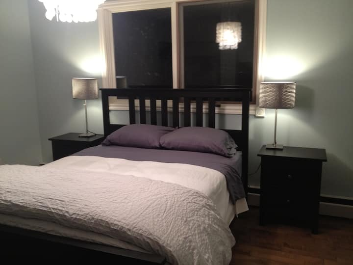 Clean Room in a Furnished Rental