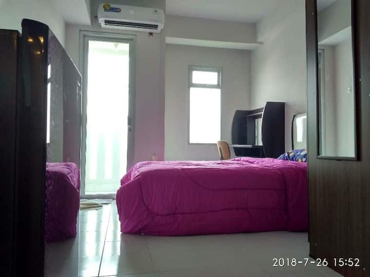 Cozy Apartement Dramaga Tower IPB 16th floor