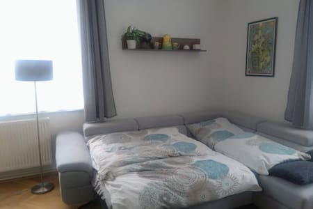 Cosy flat in family house-quiet location in Kolín