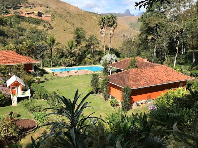 Itaipava - Casa linda e aconchegante na Serra