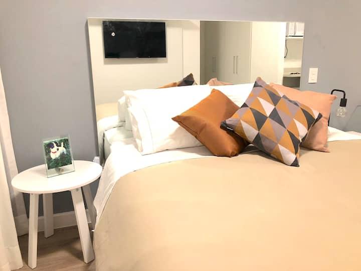 STUDIO in a luxury condominium - Barra da Tijuca