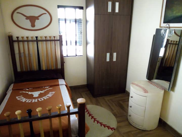 Lekkistay-A Perfect Room For The Single Traveller.