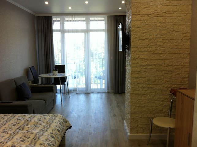 Apartments Nad Ozerom