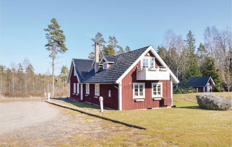 Holiday cottage with 5 bedrooms on 193m² in Unnaryd