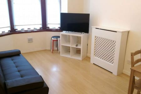 Scotstoun 1-Bedroom Apartment - Glasgow - Lägenhet