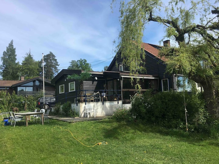 Nice and spacious house near Oslo, four bedrooms