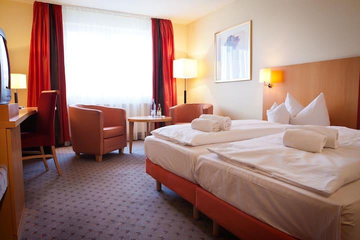 Schönes Zimmer in Stralsund - Stralsund - Bed & Breakfast
