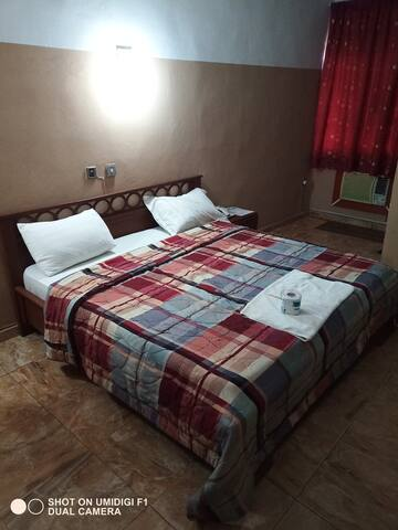 Canada World Hotel. Number 1 facility in Benin.