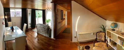 Schöne Wohnung im Mühlenort Stommeln nahe Köln