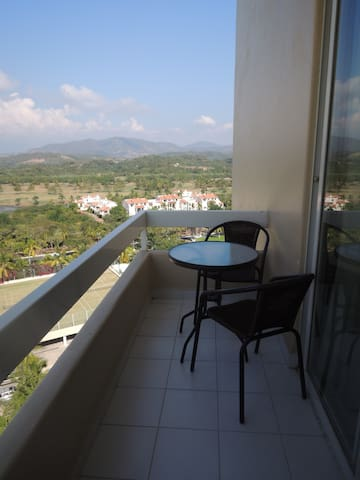 Charming One Bedroom in Monarca, Ixtapa - Zihuatanejo - Daire