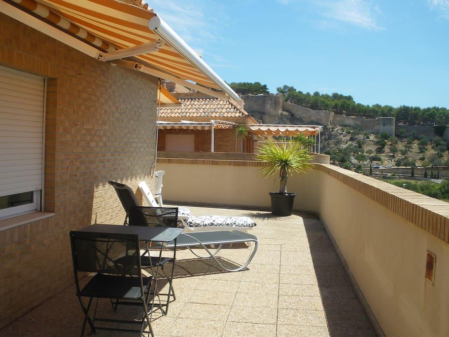 La casa del sol apartments for rent in d nia comunidad valenciana spain - La casa del sol ...